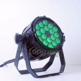 18 * 10W completa RGBW LED para escenario PAR Luz (Parco R350)