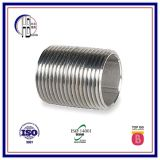 Cast Pipe Fitting Stainless Steel Hex. Plug ANSI 16.3