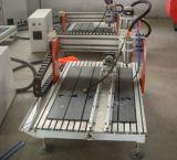 Gravure de découpage en métal de commande numérique par ordinateur de vendeur supérieur découpant la machine 6090