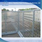 Perforated ограждать экрана сетки металла