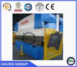 판매, 중국제 웹사이트에 WC67K pressbrake를 위한 CNC 수압기 브레이크
