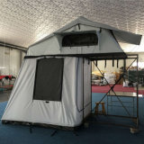 Tenda molle di campeggio della parte superiore del tetto dell'automobile di avventura fuori strada terrestre 4WD