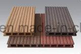 Matériaux favorables à l'environnement de WPC pour l'étage de Decking