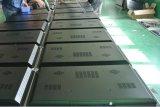 Los paneles de exhibición transparentes de 46 pulgadas que hacen publicidad