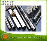 Tubes matériels décoratifs d'acier inoxydable de la pipe 316L d'acier au chrome