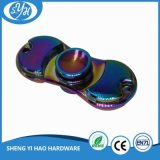 Spinners de van uitstekende kwaliteit van de Hand van het Messing van het Koper friemelen de Spinner van het Stuk speelgoed voor Verkoop