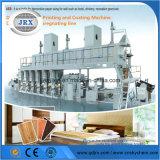Máquina de capa polivinílica de papel