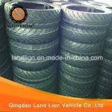 El león de la pista de Qingdao suministra directo el neumático sin tubo 90/90-18, 110/90-16 de la motocicleta