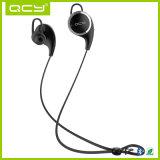 Receptor de cabeza sin hilos estéreo del deporte de Bluetooth Eaphone de la música para el iPhone