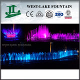 The LakeのカスタマイズされたWater Music Fountain