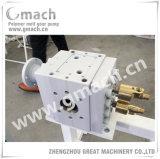 Strangpresßling-schmelzende Pumpen-Schmelzzahnradpumpe für Plastikextruder