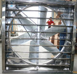 Ventilador de ventilação pesado do martelo para aves domésticas e estufa
