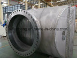 티타늄 다관형 열교환기, ASTM B337 Gr2 티타늄 관을%s 가진 열교환기