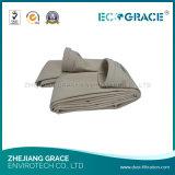 Цедильный мешок сборника пыли ткани фильтра Aramid