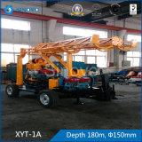 Xyt-1A de hydraulische Installatie van de Boring van de Kern van het Type van Aanhangwagen