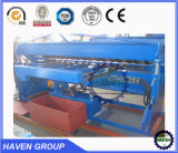 Máquina de dobra e de dobramento da mão WH06-1.2X2000