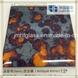 熱い販売の旧式で装飾的な壁ミラーの骨董品ミラーガラス