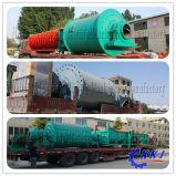 2017 máquinas populares del molino de bola/equipo de pulido del molino de bola de la escoria/del mineral de metal
