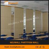Bewegliche Partititons Wand für Konferenzzimmer, Konferenzsaal, Hotel, Einkaufszentrum, Vielzweckhall
