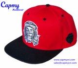 fábrica del bulto del sombrero del casquillo del Snapback de la insignia del bordado 3D