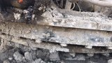 Boa máquina escavadora usada Hitachi Zx240-3G 2014