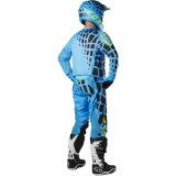 Blauwe Douane Mx Jerseys/Broek 360 de Kleding van de Motocross Grav (AGS05)