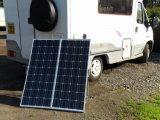 야영을%s 200W를 접히는 휴대용 태양 전지판