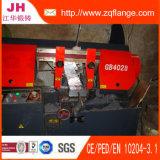 Flange plana de pintura transparente, DIN / JIS / ANSI / BS / Uni Flange