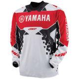 Изготовленный на заказ профессионал участвуя в гонке трикотажные изделия мотоцикла полиэфира рубашек (MAT29)