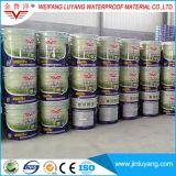 Rivestimento impermeabile dell'unità di elaborazione del rivestimento impermeabile a base d'acqua del poliuretano per il tetto della costruzione
