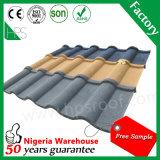 Tuile de toit colorée royale moderne de matériaux de construction de poids léger