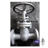 Surtidor de la válvula de puerta del acero de carbón del estruendo GB Pn16
