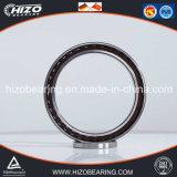 Rodamiento de bolitas angular del contacto de la fila/cuatro puntas de la fábrica de China solo (71824C/71948C/7024/QJF1034)