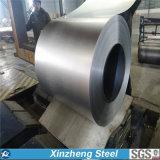 La bobina de acero de Aluzinc cubrió la bobina de acero Az150 del Galvalume