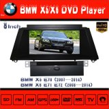 Windows Ce Car Radio GPS Navigation DVD pour BMW X5 / X6 Hualingan