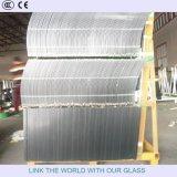 De Bril van de veiligheid met Aangemaakt Glas