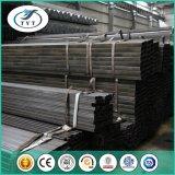Estructura ms Negro Hollow sección de tubería de acero de construcción Uasge