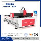 Máquina de estaca econômica do laser da fibra de Lm2513e para o metal