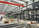 La ligne d'enduit de couleur (CCL) bobines de papier d'aluminium de procédés