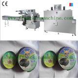 Macchina automatica di imballaggio con involucro termocontrattile del carbone di legna (FFB)