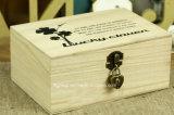 ハイエンドクラシック2のびんのワインの木箱
