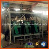 생산 공장을 만드는 화학 비료 과립