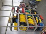 O Wheelbarrow durável da boa qualidade parte a roda do formulário do plutônio (4.00-8)