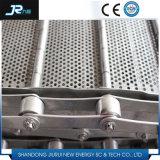 Courroie de plaque à chaînes d'acier inoxydable
