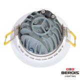 потолочное освещение установки СИД крытой пользы 7W легкое с Die-Casting Heatsink