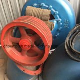 Bomba mezclada segura y confiable del flujo 14 pulgadas con el motor diesel 350hw-8