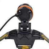 Lumière principale rechargeable du CREE T6 LED de Zoomable