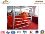 Panneau galvanisé de yard de bétail de chèvre galvanisé par panneau animal à vendre