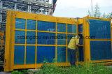 Equipo del pasajero y del alzamiento de las mercancías/arriba de la construcción de edificios/elevación del edificio/elevador de la construcción