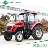 Trator de Waw Agriculturel da roda da exploração agrícola 110HP 2 de China